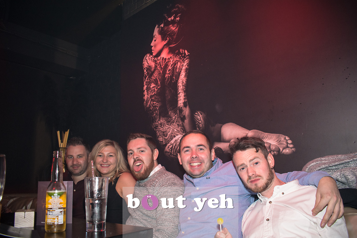 Belfast nightclub Chinawhite. Photo 2939.