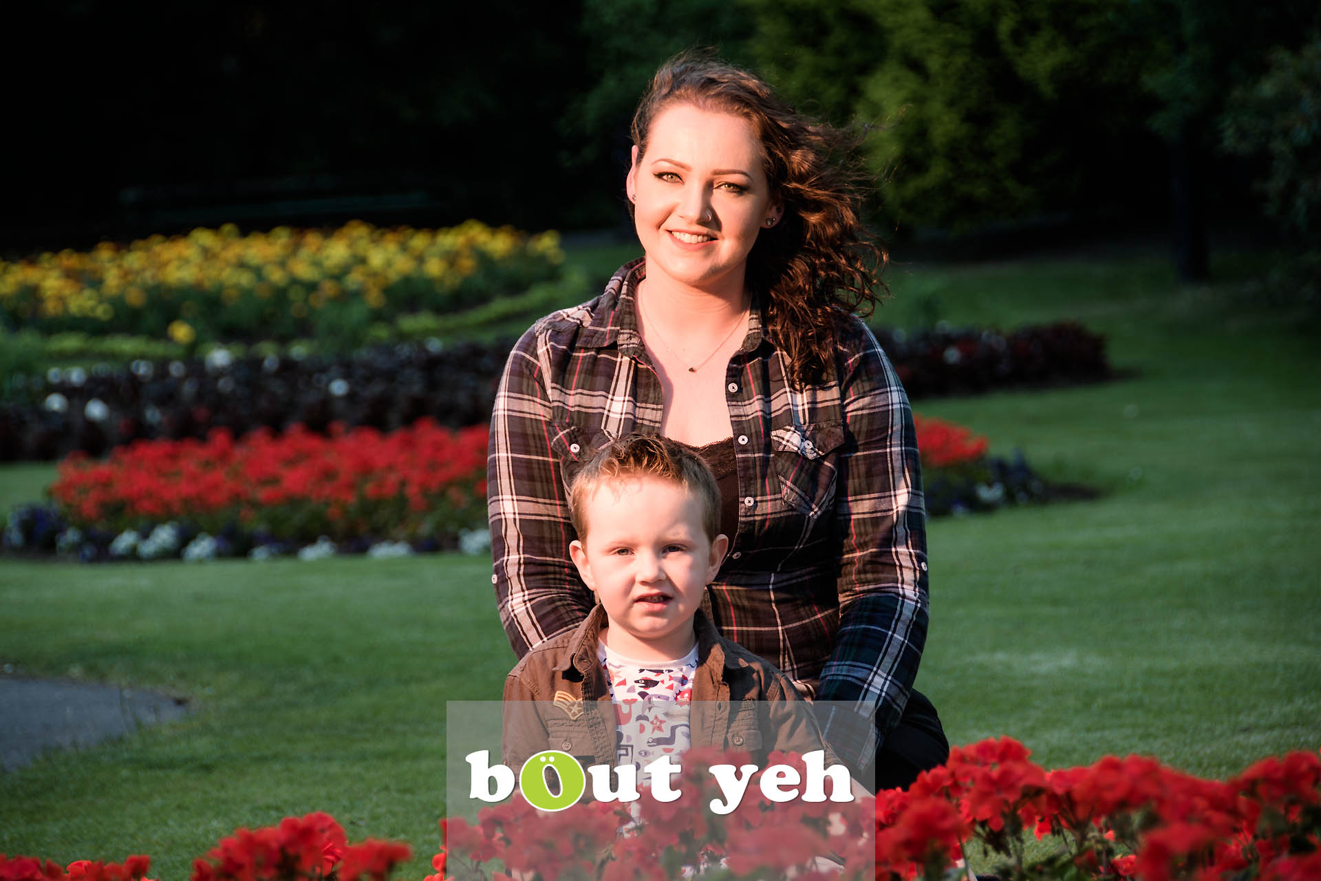 Chanelle and Leo, Botanic Gardens, Belfast, Northern Ireland - photo 7106.