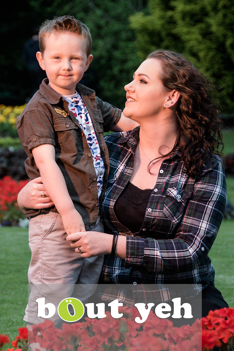 Chanelle and Leo, Botanic Gardens, Belfast, Northern Ireland - photo 7113. Home page.