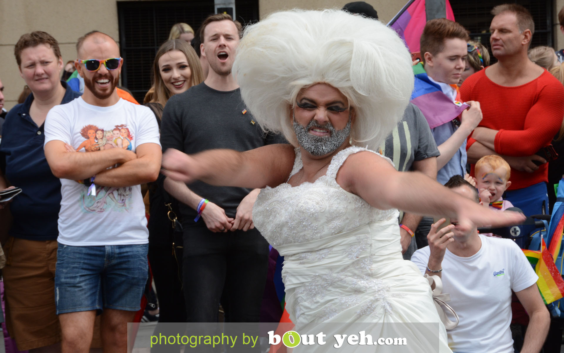 Belfast Pride 2017 - photo 8505.