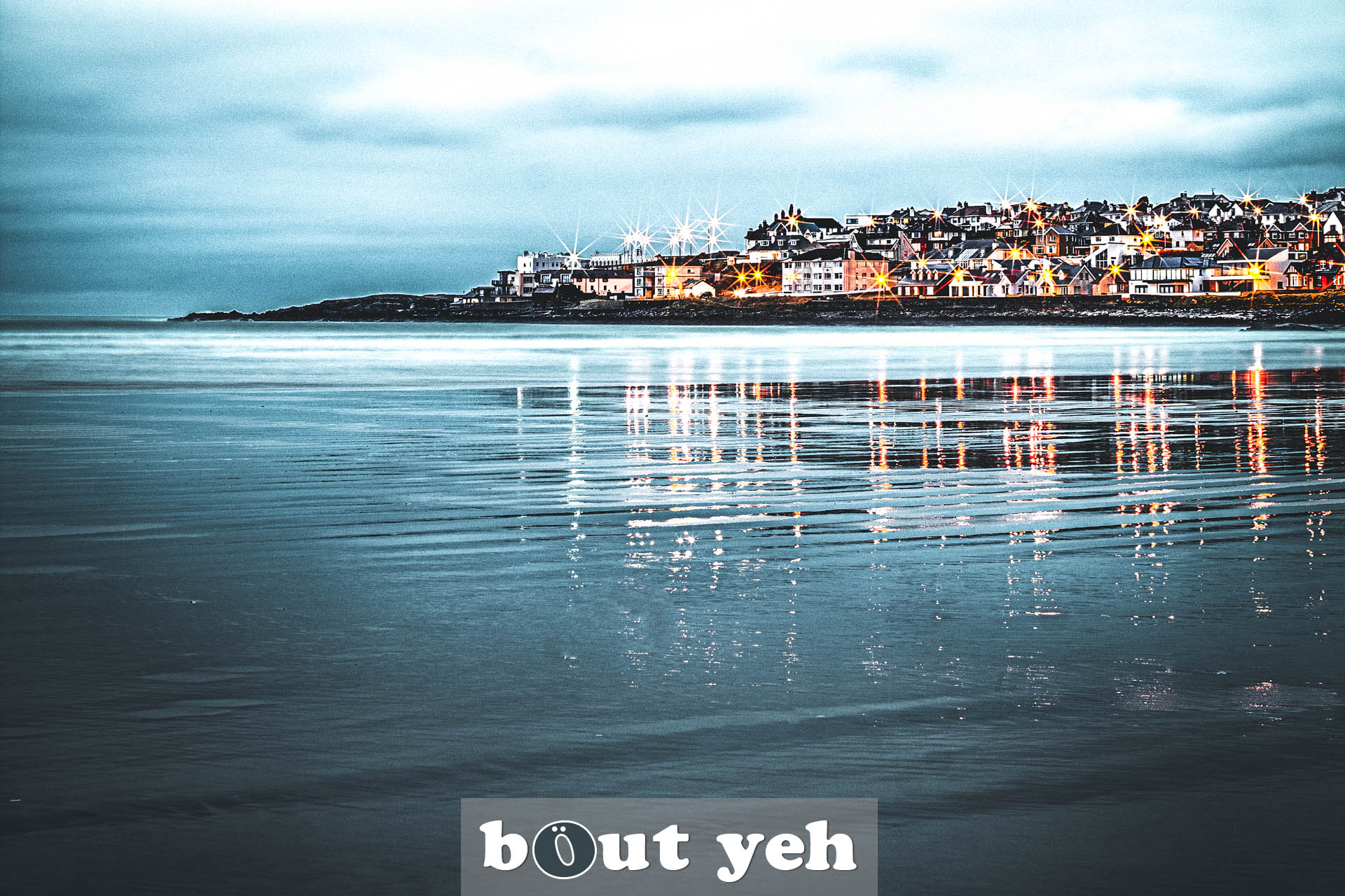 Landscape photograph of Portstewart, Northern Ireland, by Jamie.