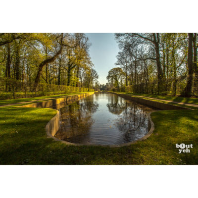 Sunny Summer Antrim Castle Gardens, Northern Ireland - photographic print for sale