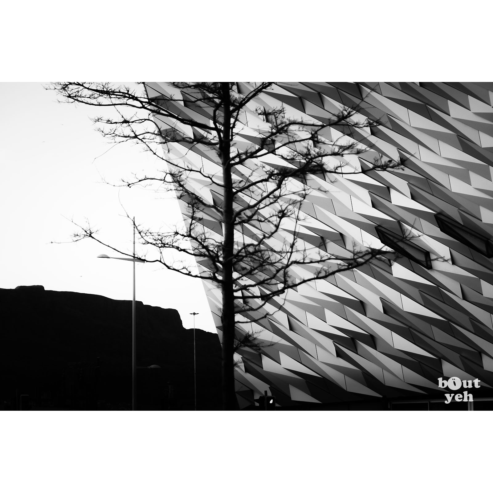 Titanic belfast cave hill photographic print for sale by sb reference 6015