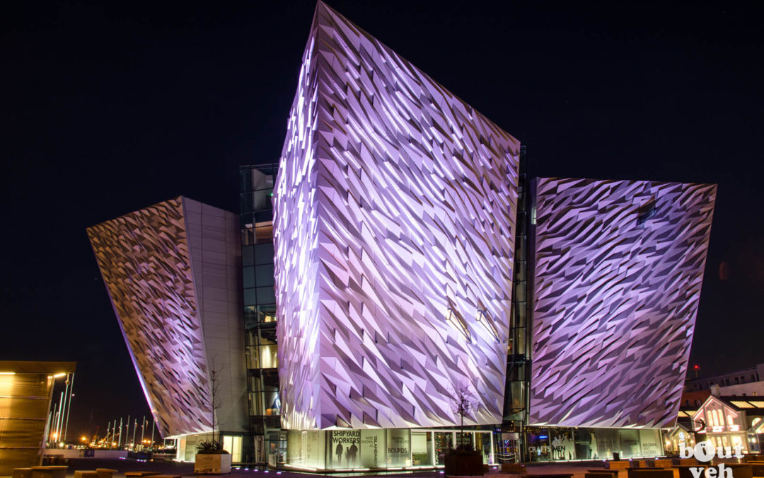 Titanic Belfast Northern Ireland – photo 6033