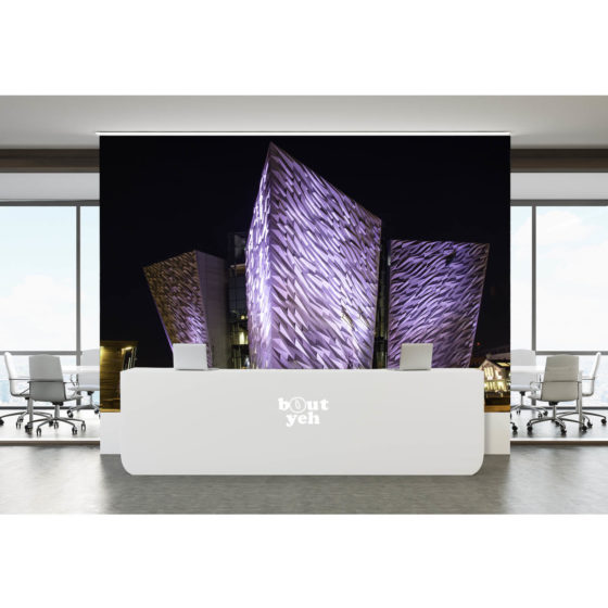 Titanic Belfast building - Bout Yeh. Photo wallpaper 6033.