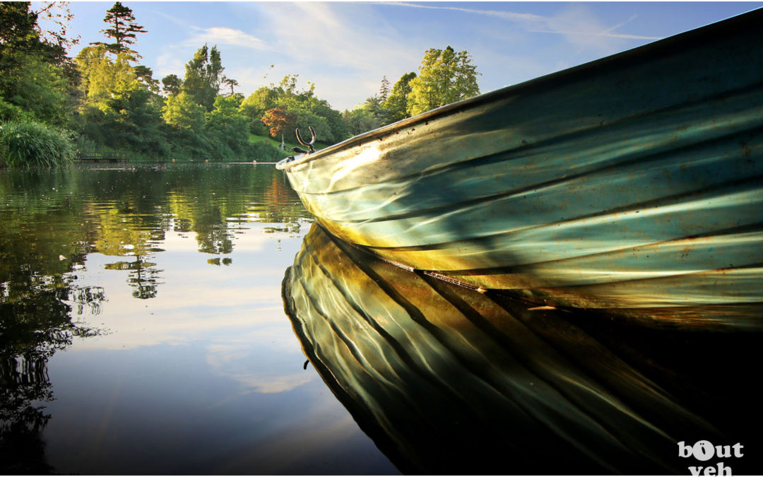 Rowing Boat, Dungannon Park, County Tyrone – gh